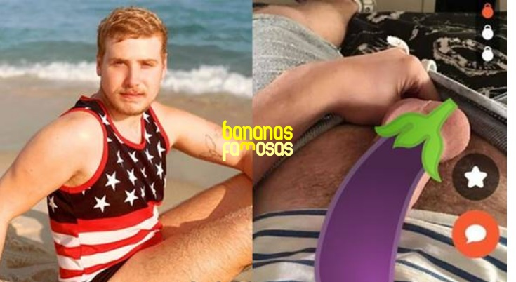 Youtuber Igor Saringer em suposto nudes