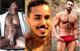 Diário dos Famosos: Fotos dos caras lindos!