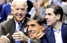 Filho do Presidente Biden pelado e bem dotado! Vem ver