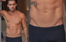 Yuri Fernandes marcando a piroca - Nudes gays