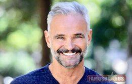 Fotos dos Famosos: Mateus Carrieri pelado