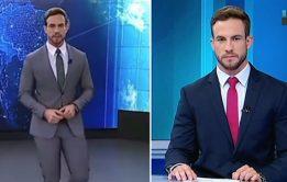 Mala do jornalista Daniel Adjuto causa no Twitter