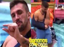 Arthur Picoli de Pau Duraço - BBB21