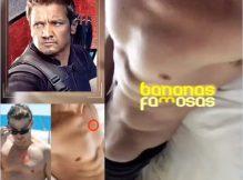 Vaza novas nudes do Jeremy Renner pelado