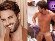 Big Brother Brasil BBB17 - Rafael fica pelado